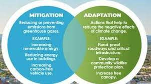 Climate Change: Adaptation and Mitigation [8 ECTS]